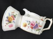 Royal Crown derby milk jug and sugar bowl -Derby Posies